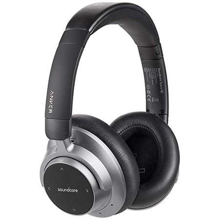 Casti Anker Soundcore Space NC B2B Black Gray