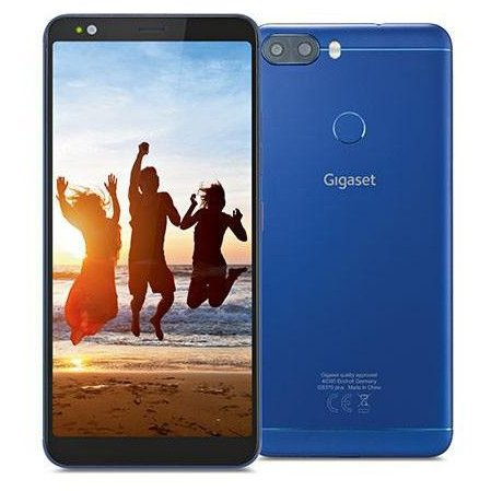 Smartphone Gs370 Plus 64gb 4gb Ram Dual Sim 4g Blue