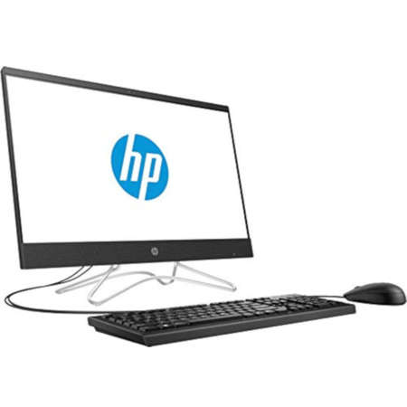 Sistem All in One HP 200 G3 21.5 inch FHD Intel Core i5-8250U 8GB DDR4 1TB HDD Windows 10 Pro Black