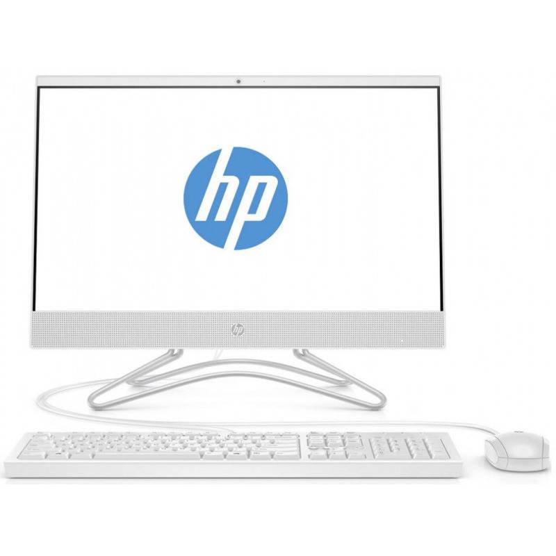 Sistem All in One 200 G3 21.5 inch FHD Intel Core i5-8250U 4GB DDR4 1TB HDD Windows 10 Pro White thumbnail