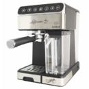 Espressor cafea Samus Lattissimo 1350W 1800 ml 20 bari Negru / Inox