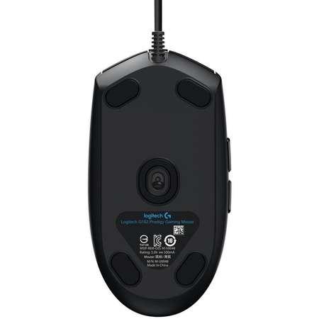 Mouse gaming Logitech G102 Prodigy Black