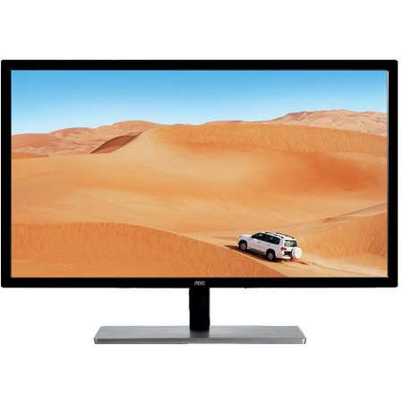 Monitor LED AOC Q3279VWFD8 32 inch 5ms Black