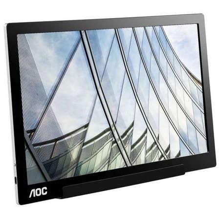 Monitor LED AOC I1601FWUX 16 inch 5ms Black
