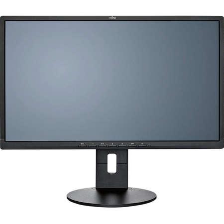 Monitor Fujitsu E24-8 TS Pro 23.8 inch 5ms Black