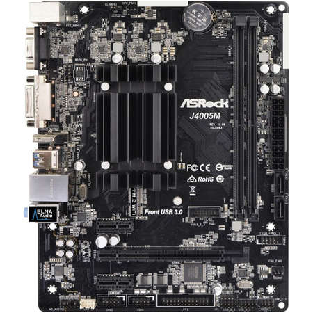 Placa de baza Asrock J4005M Intel Celeron J4005 mATX