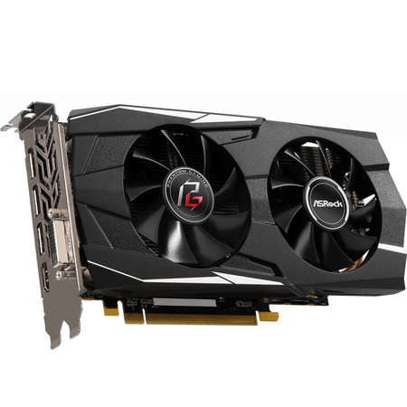 Placa video Asrock AMD Radeon RX 570 Phantom Gaming D 4GB GDDR5 256bit