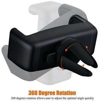 Suport auto universal Mpow Rotativ 360 E-Clip
