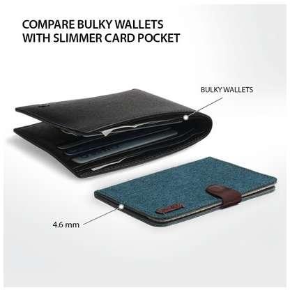 Port card Ringke Albastru cu functie suport
