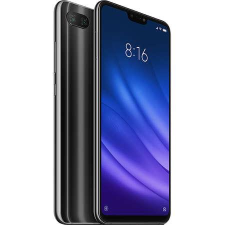 Smartphone Xiaomi Mi 8 Lite 128GB 6GB RAM Dual Sim 4G Black