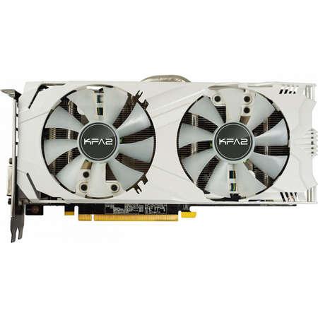 Placa video GALAXY KFA2 GeForce GTX 1060 EX OC WHITE 6GB GDDR5 192bit