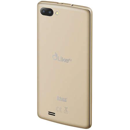 Smartphone iHunt Like 4u 8GB 1GB RAM Dual Sim Gold