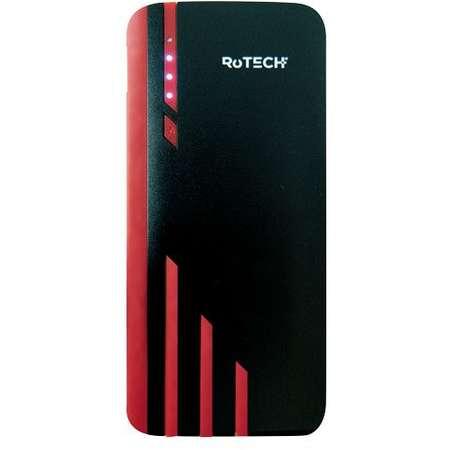 Acumulator portabil Rotech Smart 6000mAh 3xUSB