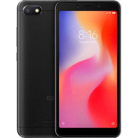 Smartphone Xiaomi Redmi 6 64GB 3GB RAM Dual Sim 4G Black