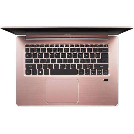 Laptop Acer Swift 3 SF314-52 14 inch FHD Intel Core i5-7200U 8GB DDR3 512GB SSD Linux Pink