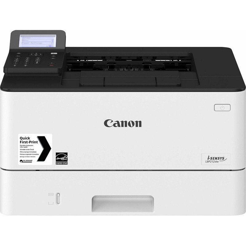 Imprimanta Laser Monocrom LBP212DW A4 Duplex Retea Wi-Fi White thumbnail