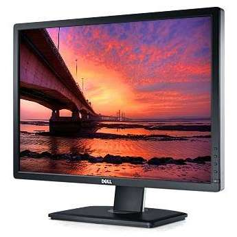 Monitor LED Refurbished Dell U2412M 24 inch 8ms Black