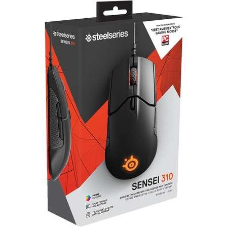 Mouse Gaming SteelSeries Sensei 310 Negru