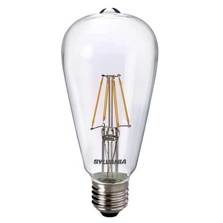 Bec LED SYLVANIA ToLedo Retro ST64 E27 4W 470 lm A++ lumina calda