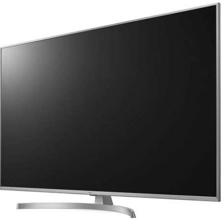 Televizor LG 49UK7550 LED 124 cm 4K Ultra HD Silver