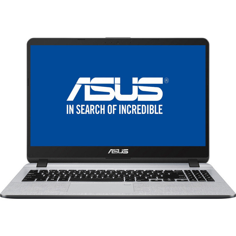 Laptop X507UA-EJ407 15.6 inch FHD Intel Core i3-7020U 4GB DDR4 256GB SSD Endless OS Star Grey thumbnail
