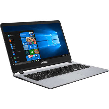 Laptop Asus X507UA-EJ407 15.6 inch FHD Intel Core i3-7020U 4GB DDR4 256GB SSD Endless OS Star Grey