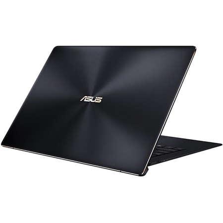 Laptop Asus ZenBook S UX391UA-EG006T 13.3 inch FHD Intel Core i7-8550U 8GB DDR3 256GB SSD Windows 10 Home Deep Dive Blue