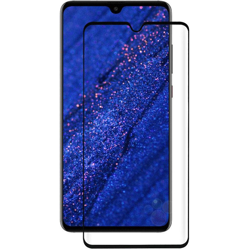 Sticla temperata 3D Negru pentru Huawei Mate 20