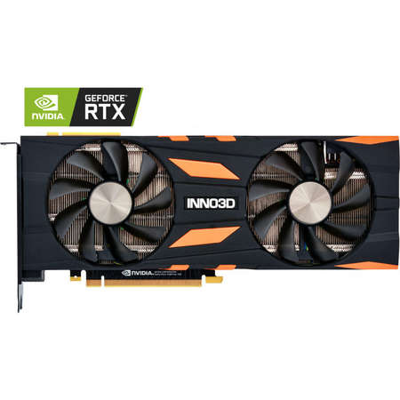 Placa video INNO3D nVidia GeForce RTX 2070 X2 OC 8GB GDDR6 256bit