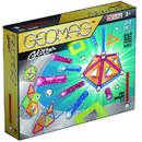 Set de constructie Geomag Magnetic Glitter 44