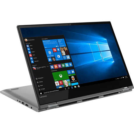 Laptop Lenovo Yoga 530-14IKB 14 inch FHD Touch Intel Core i3-8130U 8GB DDR4 256GB SSD Windows 10 Home Onyx Black