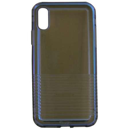 Husa Protectie Spate Baseus Colorful pentru Apple Iphone XR Negru