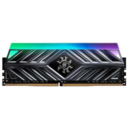 Memorie ADATA XPG Spectrix D41 Titanium Gray RGB 8GB DDR4 2666MHz CL16