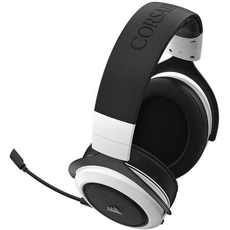 Casti Gaming Corsair HS70 Wireless White