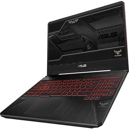 Laptop Asus TUF FX505GE-BQ159 15.6 inch FHD Intel Core i7-8750H 8GB DDR4 1TB HDD 128GB SSD nVidia GeForce GTX 1050 Ti 4GB Black