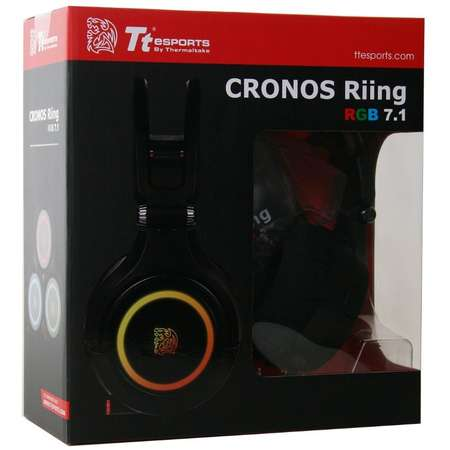 Casti Gaming Tt eSPORTS by Thermaltake CRONOS Riing RGB 7.1