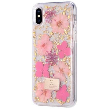 Husa Protectie Spate WK Design Amber pentru Apple Iphone 7/8 Flower