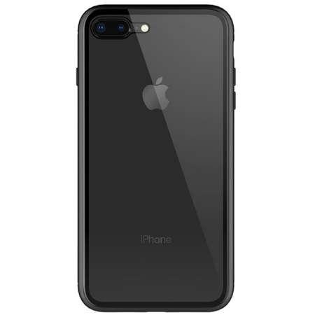 Husa Protectie Spate WK Design Magnets pentru Apple Iphone 7/8 Negru