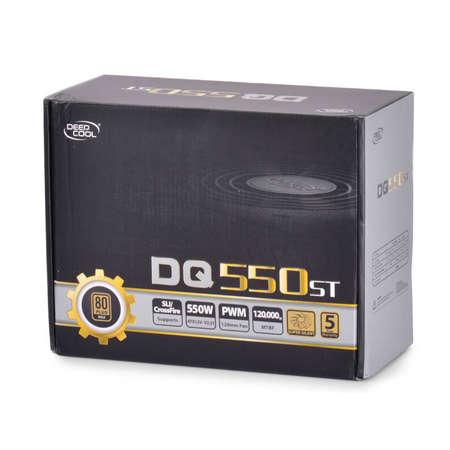 Sursa Deepcool DQ550ST 550W PSU 550W 80+ Gold