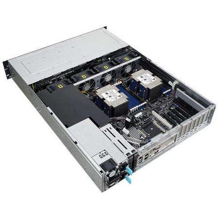 Server Asus 2U RS520-E9-RS8 2 x LGA3647 16 x DIMM 2 x 800 W
