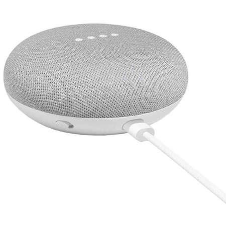 Boxa inteligenta Google Home Mini Gri