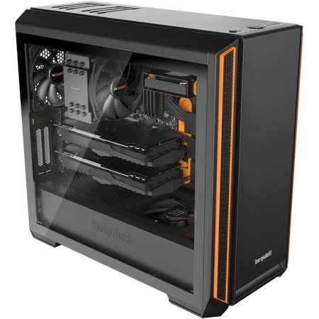 Carcasa Be quiet! Silent Base 601 Window Orange