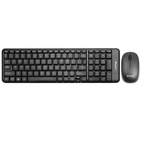Kit tastatura si mouse Tracer Colorado Charcoal Black RF Nano