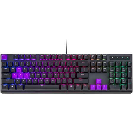 Tastatura Gaming Cooler Master MasterKeys MK750 RGB Cherry MX Brown Mecanica