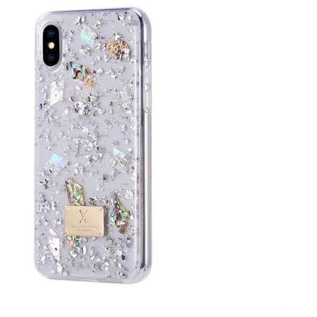 Husa Protectie Spate WK Design Amber pentru Apple Iphone X/XS Shell