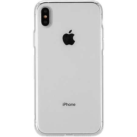 Husa Protectie Spate WK Design Leclear pentru Apple Iphone X/XS Transparent