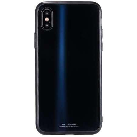 Husa Protectie Spate WK Design Polaris pentru Apple Iphone X/XS Negru