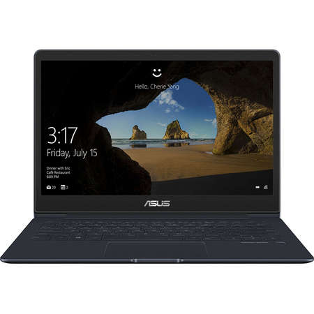Laptop Asus ZenBook 13 UX331FAL-EG006T 13.3 inch FHD Intel Core i5-8265U 8GB DDR3 256GB SSD Windows 10 Home Deep Dive Blue
