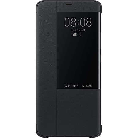 Husa Protectie Spate View Cover Black pentru Huawei Mate 20 PRO