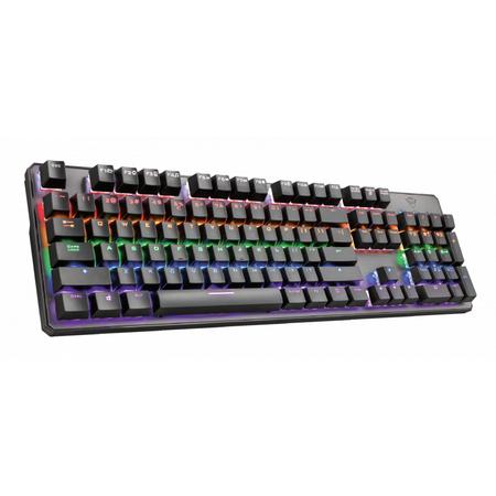 Tastatura Gaming Trust GXT 865 Asta RGB Mecanica
